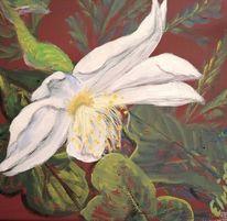 März, Neubeginn, Frühling, Malerei