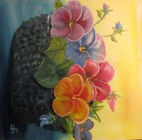 Frühlingsgruß, Dekoration, Pflanzen, Blumen