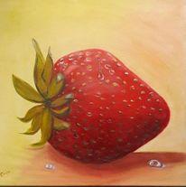 Früchte, Rot, Genuss, Erdbeeren