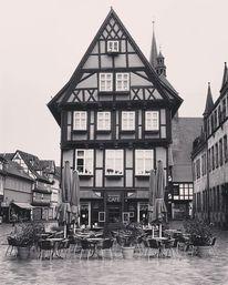 Fotografie, Stadt, Schwarzweiß, Architektur