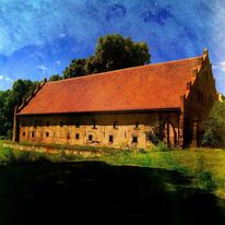 Fotografie, Landschaft, Kloster