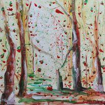 Landschaft, Natur, Malerei,