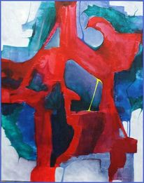 Farben, Formen, Bewegung, Verzierung
