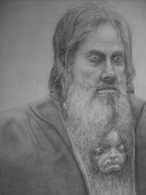 Kult, Gott, Traum, Zeichnungen