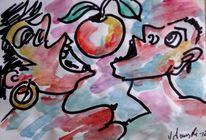 Grafik, Apfel