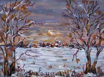 Malerei, Dezember