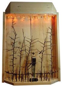 Holz, Schnitzkunst, Surreal, Treibholz