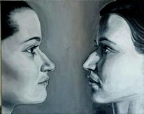 Malerei, Schwestern