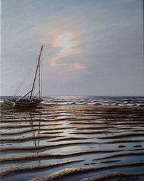 Nordsee, Meer, Wasser, Ostfriesland