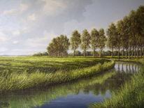 Jever, Friesland, Norden, Malerei