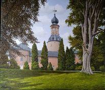 Schloss, Friesland, Jever, Norden