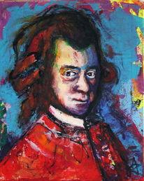 Gesicht, Spontanrealismus, Ausdruck, Portrait