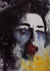 Portrait, Menschen, Frau, Gesicht
