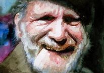 Lachen, Portrait, Strahlen, Menschen