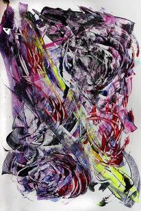 Formen, Spontan, Abstrakt, Modern