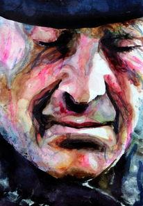 Mann, Portrait, Emotion, Ausdruck