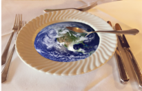 Erde, Klima, Ressource, Abstrakt
