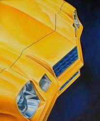 Chevy, Ponycar, Camaro, Oldtimer