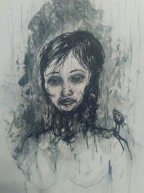 Zeichnungen, Regen