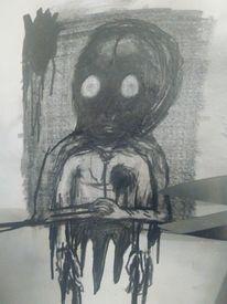 Zeichnungen, Blind, Sehen