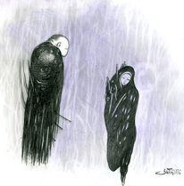 Zeichnungen, Stille