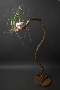 Skulptur, Schaufel, Assemblage, Objekt