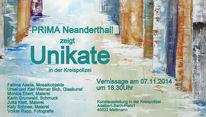 Ausstellung, Prima neanderthal, Mettmann, Volker rapp