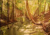 Malerei, Ölmalerei, Realismus, Australien