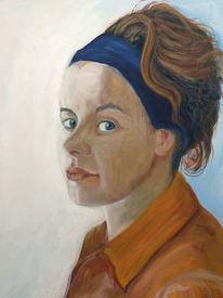 Gesicht, Haare, Portrait, Kopf