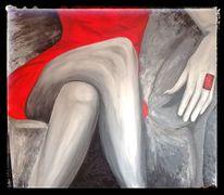 Großformat, Bewegung, Figural, Malerei