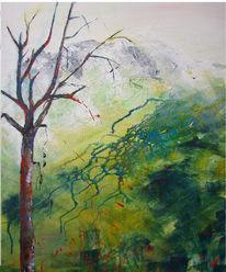 Reichenstein, Baum, Malerei, Pflanzen