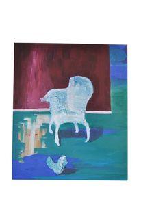Brief, Sessel, Einsamkeit, Traum