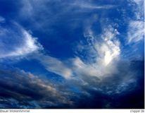 Himmel, Licht, Blau, Wolken