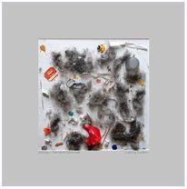 Linde, Rot, Dreck, Collage