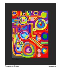 Atelier, Faben, Totalpop, Pop art