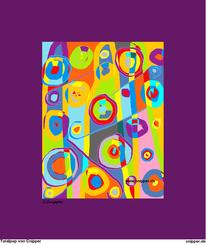 Blau, Totalpop, Farben, Design