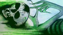 Leben, Krankheit, Menschen, Grün