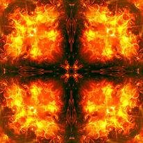 Ahorn, Glas, Ofen, Metall