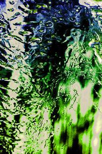 Wasser, Struktur, Farben, Licht