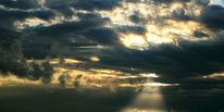 Besuch, Wind, Bewegung, Wolken
