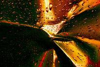 Scheinwerfer, Metall, Blech, Glas