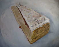 Kuchen, Malerei