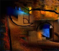 Digitale kunst, Oase