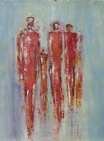 Malen, Malerei, Menschen, München