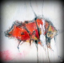 Morgen, Schwein, Blut, Tod