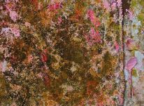 Gemälde, Asien, Acrylmalerei, Abstrakte malerei
