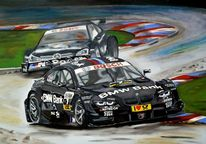 Racing, Motorsport, Bmw, Mercedes