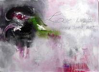 Verletzen, Traum, Pink, Abstrakt