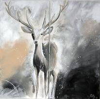 Beige, Braun, Jagd, Wild