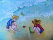 Sommer, Sonne, Wind und Meer ich sehne mir die Ferien her